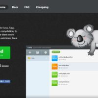 Sass 導入方法(Koalaでコンパイル)